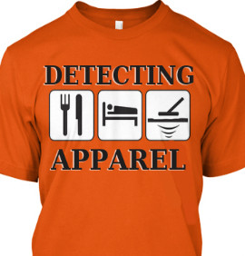 METAL DETECTING APPAREL