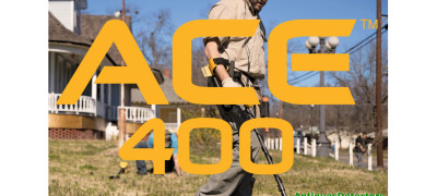 Garrett Introduces new ACE Metal Detector Series